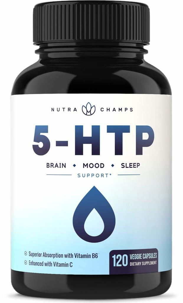 NutraChamps 5-HTP