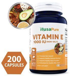NusaPure Best Vitamin E 1000 IU