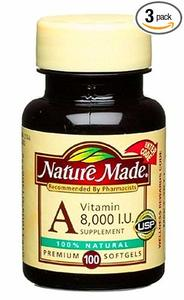 Nature Made Vitamin A