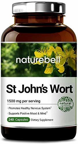 NatureBell St John's Wort