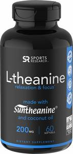 Sports Research Suntheanine L-Theanine